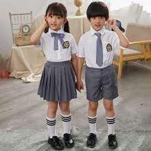 Осенняя униформа для детского сада костюм хора начальной и средней