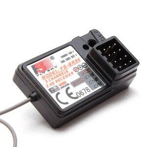 Image 4 - 4 قطعة FLYSKY FS GR3E GR3E لاستقبال GT2 GT2B GT3 GT3B GT3C T6 CT6B GR3E TH9X الارسال عن بعد تحكم