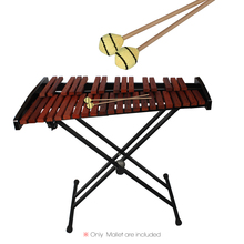 Marimba палка молоток ксилофон Glockensplel молоток с ручки из бука ударный инструмент Аксессуары профессионалы