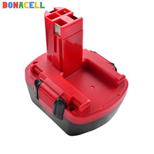 Bonacell 1PCs 12V 3.0Ah Ni-MH Battery for Bosch Drill GSR 12 VE-2,GSB VE-2,PSB VE-2, BAT043 BAT045 BTA120 26073 35430