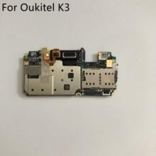 使用メインボード4グラムram + 64グラムromのマザーボードoukitel K3 MT6750Tオクタコア5.5インチfhd 1920 × 1080 + 追跡番号
