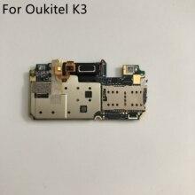 Б/у материнская плата 4G RAM + 64G ROM материнская плата для Oukitel K3 MT6750T Octa Core 5,5 дюймов FHD 1920x1080 + номер отслеживания