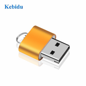 KEBIDU Hot-sale Computer Card Reader MINI Super Speed USB 2.0 Micro SD/SDXC TF Memory Card Reader Adapter Mini CardReader