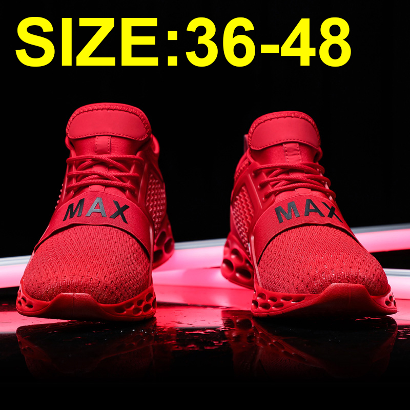 NAUSK Men Shoes For Man 2020 Brand Outdoor Air Shoes Sneakers For Men Zapatillas Hombre Deportiva Casual Shoes Plsu Size 48