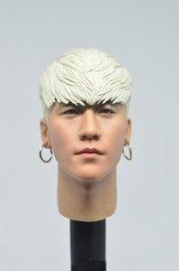 Image 3 - 1/6 ScaleเกาหลีStarหัวSculpt Tae Yang Dongหนุ่ม Bae G Dragon Seungri Daesung BIGBANG 1/6 DIY action Figureอุปกรณ์เสริม