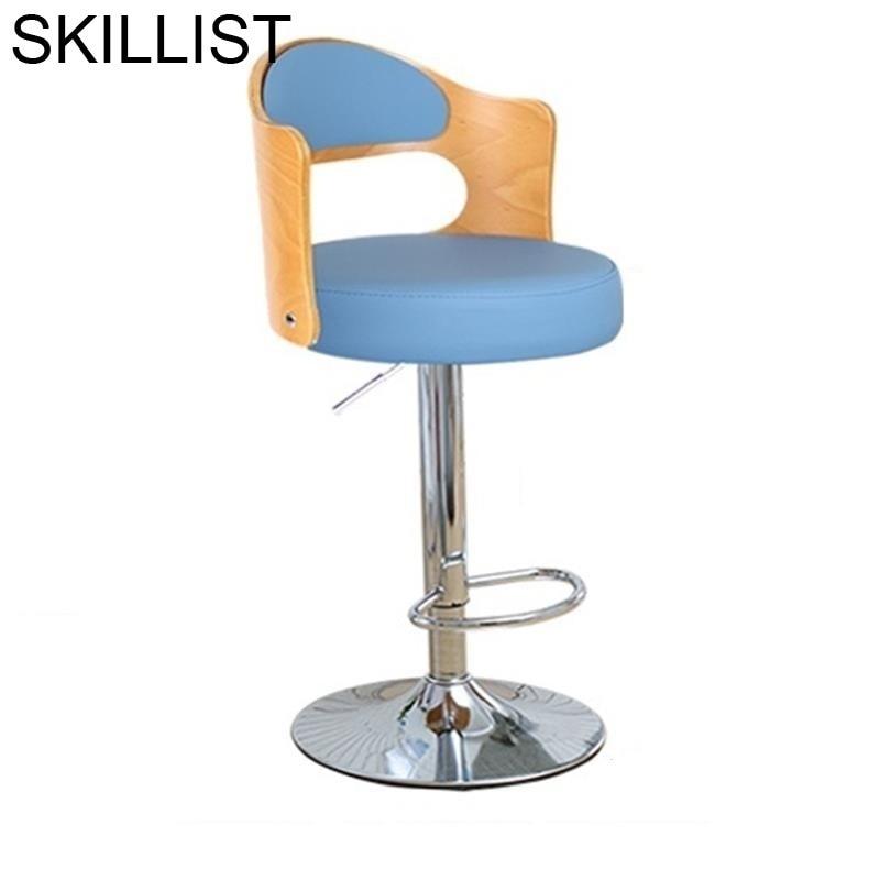 Sandalyesi Banqueta Todos Tipos Barstool Kruk Stuhl Stoel Table Fauteuil Hokery Silla Cadeira Tabouret De Moderne Bar Chair