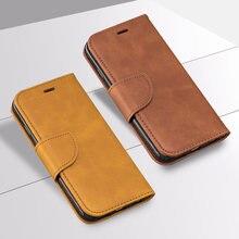 Кожаный чехол книжка для xiaomi redmi note 8t 8 7 pro из мягкого