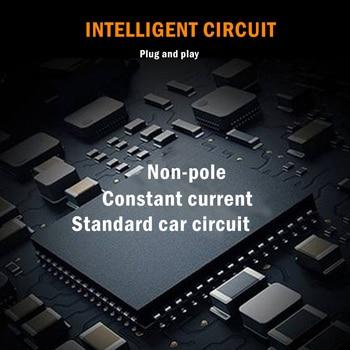 4pcs 2017 newest t10 w5w led filament cob glass car light automobiles auto bulb lamp 12V car-styling for lada 4