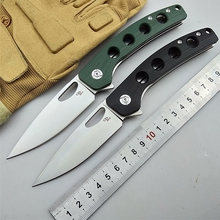 CH3530 folding knife D2 blade tactical pocket knives camping hunting survival rescue G10 handle outdoor fishing fruit EDC tools