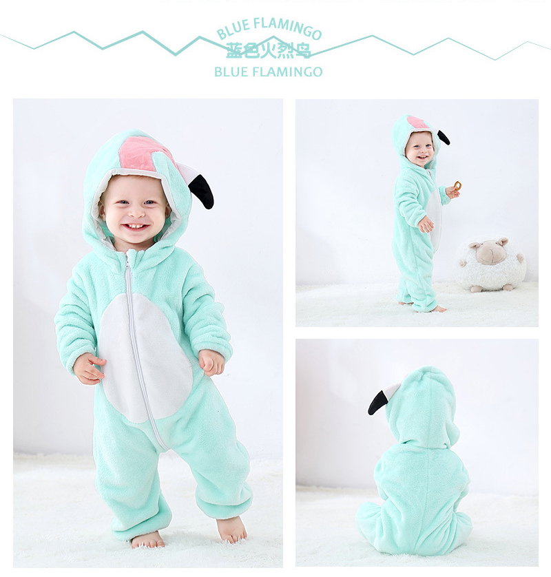 Hfd378a8473cd4e2d818e157adf6d4534v 2019 Infant Romper Baby Boys Girls Jumpsuit New born Bebe Clothing Hooded Toddler Baby Clothes Cute Panda Romper Baby Costumes