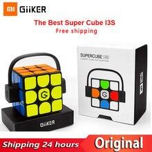 Xiaomi – jouet de Puzzle Intelligent Giiker i3s, Super Cube I3Y Intelligent, magnétique, Bluetooth, synchronisation d'applications, pour enfants, nouveauté