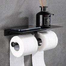 Трансграничной Туалет Бумага держатель черно-белого цвета с милым рисунком кота пробивка отверстий двойной прокатки держатель для туалетной бумаги коробка для салфеток для туалета для мобильных устройств