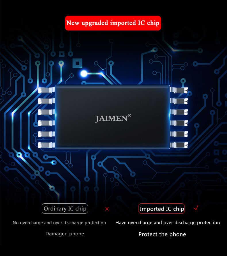 חדש מקורי ליתיום החלפת סוללות עבור Apple iPhone 6g 6 סוללה 3ginternal נייד טלפון סוללה חבילה חדש 0 מחזור חותם