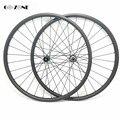 700c карбоновые колеса 30x24 мм изготовленный на заказ велосипед колесо Novatec D411SB D412SB 100X12 142X12 цент блокирующая ступица диск колесная пара дорожно...