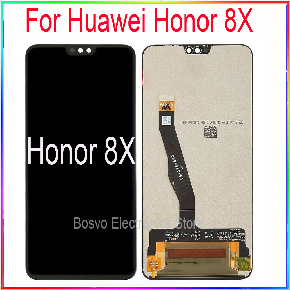 For Huawei Honor 8X LCD Screen Display With Touch Assembly Replacement Repair Parts JSN-L21 JSN-L42 JSN-AL00 JSN-L22