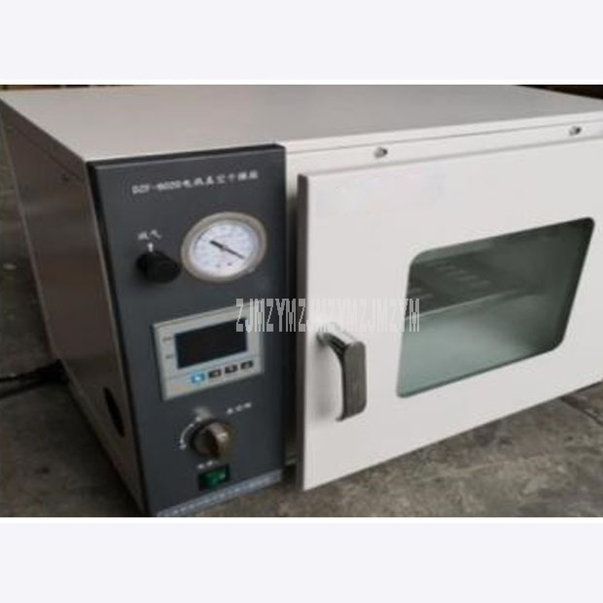 300W Electric Intelligent Vacuum Drying Oven Equipment Vacuum Chamber Oven For Laboratory Biochemistry Chemical Research DZF-1