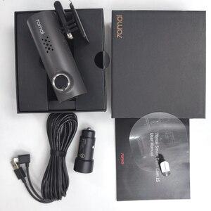 Image 5 - 70mai 1S 자동차 카메라 1080HD 나이트 비전 Dashcam 와이파이 카메라 70 마이 대시 캠 1S APP 영어 음성 제어 자동차 DVR