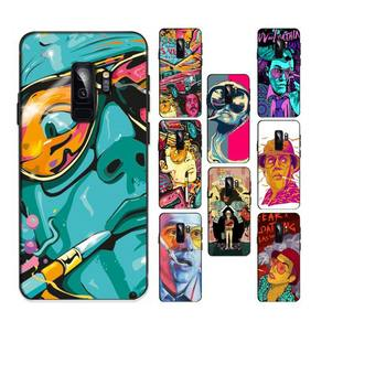 Babaite Fear and Loathing in Las Vegas Phone Cover For Samsung Galaxy A50 A30 A71 A40 A60 A50s A30s Note 8 9 S10 Plus S10 S20 image