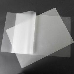 50 шт./лот 70 Mic A4 термальная ламинирующая Пленка ПЭТ для фото/файлов/карт/фото ламинирования