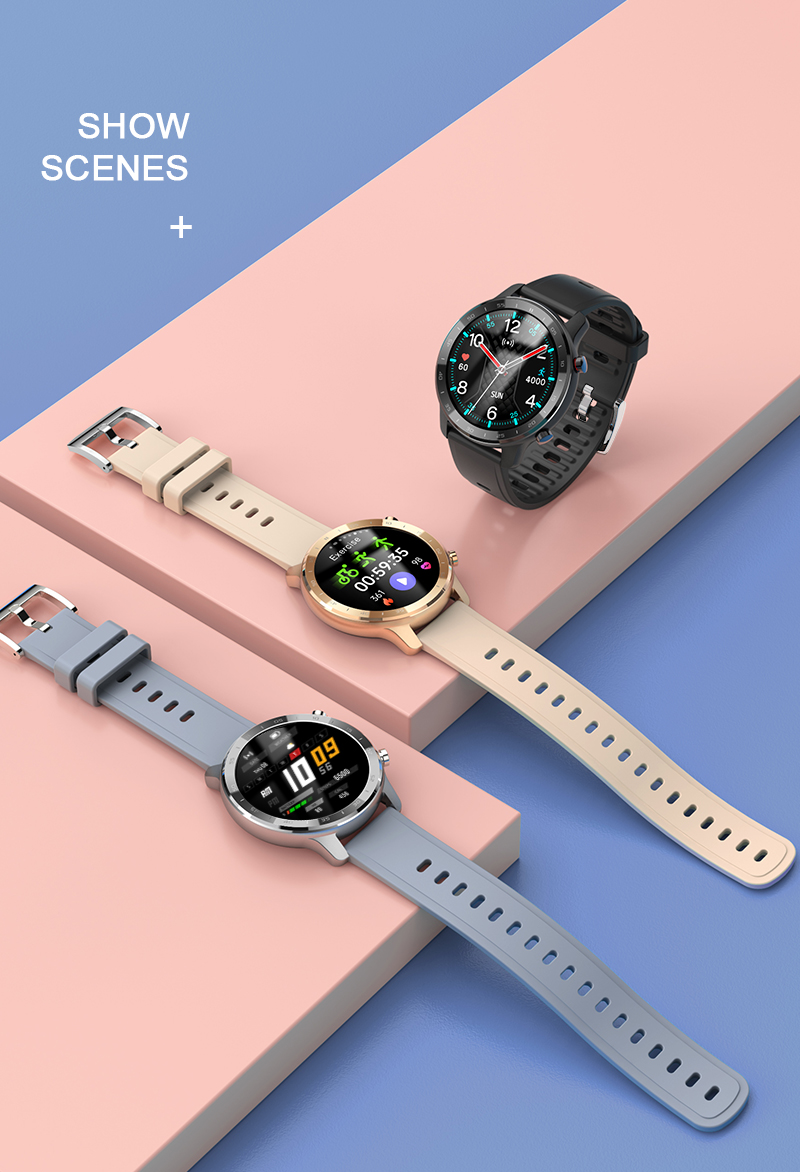 Hfd3a0e96a7bb4fbb8c73f6bc6008d6acT SANLEPUS 2021 NEW Smart Watch Men Women IP67 Waterproof Watches Smartwatch Heart Rate Monitor For Android Xiaomi Samsung iPhone