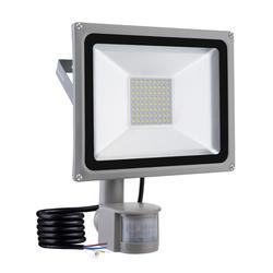 Прожектор светодиодный с датчиком движения, 30/50/100 Вт, 220 В