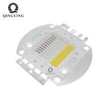 100w rgb rgbw rgbww led cob spotlight lâmpada led chip feijão 100w lâmpada de poupança energia ao ar livre rgb + branco/ceia quente luz brilhante