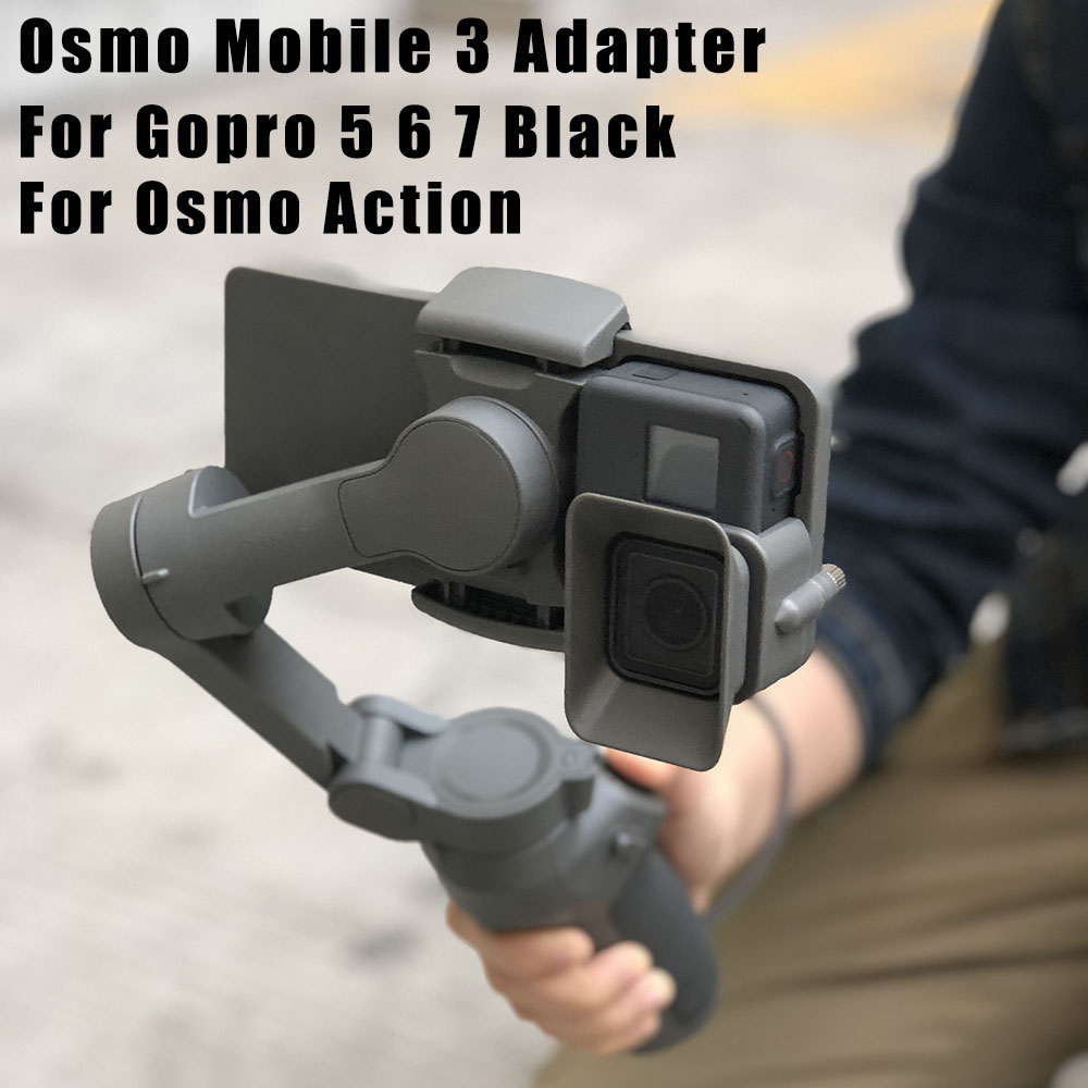 Gimbal-Adapter Switch Gopro Hero Dji Osmo Handheld Mobile-3 for 7/6-5 title=