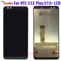 Original For HTC U12 Plus LCD U12+ LCD Display Touch SCreen Digitized Assembly Replcement Parts 6.0