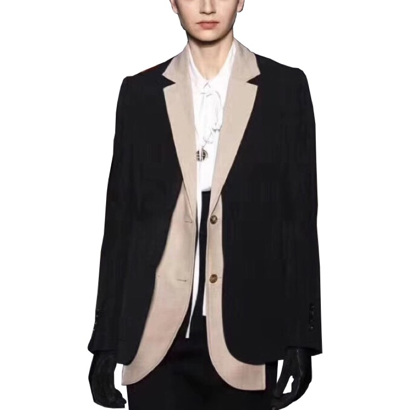 2019 Fashion Winter Clothes Women's Blazer/Suit /Jackets Autumn Jackets Coats/Blazer For Women Ladies Blazer Vadim Silk Blazers