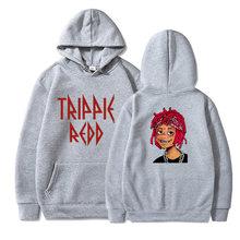 2020 men's harajuku trippie redd (trippie) hoodie sweatshirt