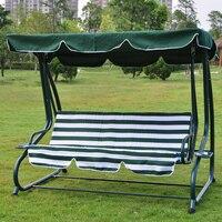 Columpios para silla, toldo para jardín, patio, columpio para exteriores, hamaca, dosel de verano impermeable, Columpio de repuesto del techo