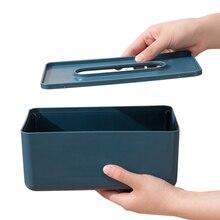 Corner-Storage-Box for Home-Use SP99 Drawer Tissue Detachable Desktop Simple