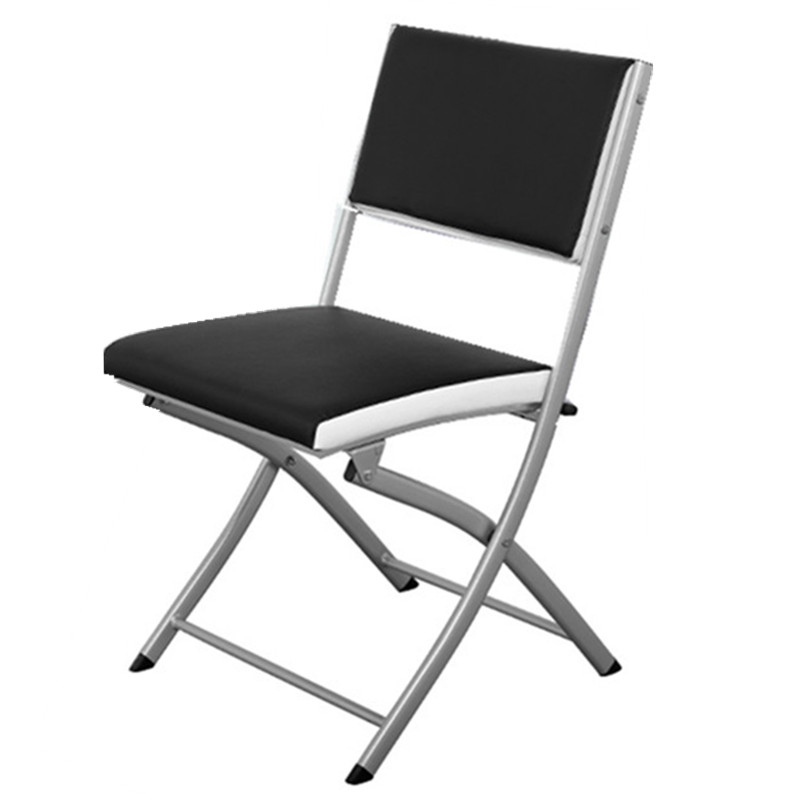 Back Folding Chair Home Computer Leisure Chair Simple Office Chair Conference Chair Dining Chair Portable Chair