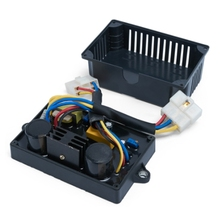 цена на 5KW Generator Voltage Regulator Welding Full Power AVR Stabilizer HJ5K110DH-1 10 Wires