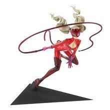 24cm anime persona 5 figura anne takamaki pvc figura de ação collectible modelo brinquedo pantera boneca
