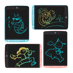 12 inch Digital Writing Tablet LCD Screen Electronic Handwriting Pad Drawing Tablet Children Writing Graphics Board