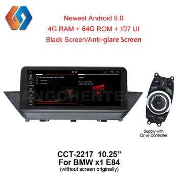 Android 9.0 4G + 64G Touch Screen Car GPS Multimedia Radio For BMW X1 E84 With iDrive Built-in BT WiFi Support DVR TV Cam 17