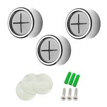 3 шт. самоклеющиеся круглый держатель для полотенец настенное крепление для мытья ткань зажим для ванной комнаты Y5GB