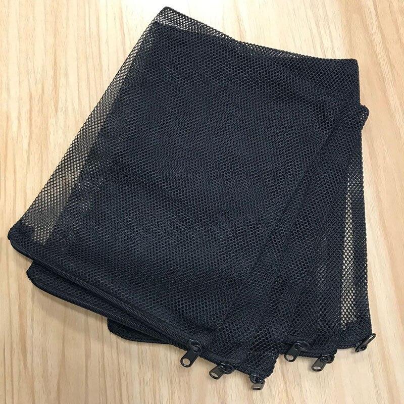 5 pezzi nero bianco filtro rete sacchetto maglia sacchetto acquario stagno per Bio palla carbonio Media ammoniaca acquario serbatoio di pesce sacchetto di isolamento|Filtri e accessori| - AliExpress