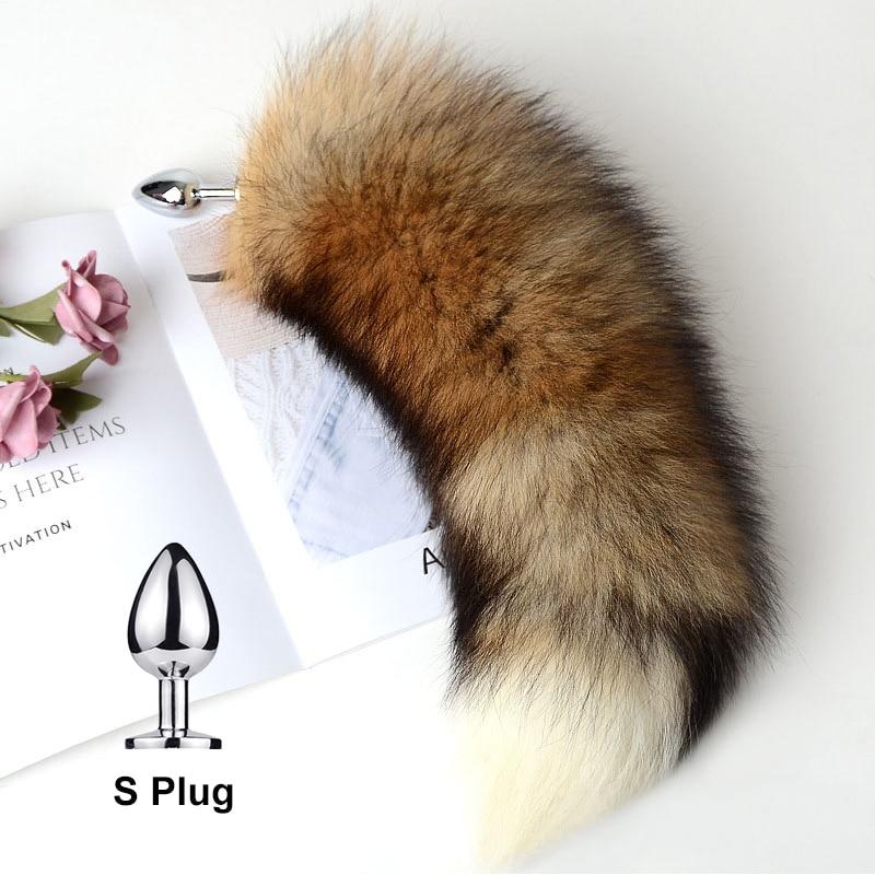 S Plug Tail