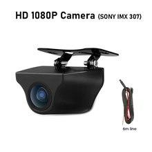 4 Pin Car Rear Backup Camera Fisheye lens HD Mirror Image No Parking Line Waterproof 170 Degree Wide View Angle Night Vision