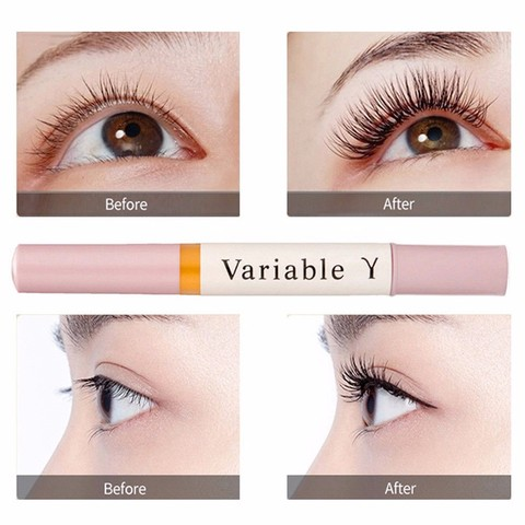 Variable Hot New Eyelash Growth Essence Eye Hair Line Growth Liquid Longer Thicker Maquiagem TSLM2 Karachi