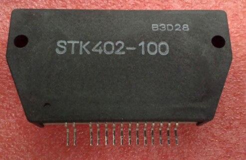 Neue 2 teile/los STK402-100 STK402 ZIP neue und Original auf lager