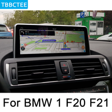 For BMW 1 F20 F21 2011~2016 NTB Multimedia Player 10.25 HD Android Car Audio Stereo GPS Navi Map Original Style Radio WIFI