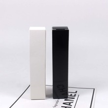 Gift-Box Packaging Recyclable-Paper Custom-Logo Wholesale Black/white-Color for Cosmetic