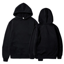 цена на Solid Color DIY Hoodie Men/Women Sweatshirt Customize Logo Print Hoodie Text Image Character Fashion Unisex Couple Love Cloth