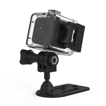 Kamera IP WIFI kamera HD mała kamera wykrywanie ruchu kamera wideo kamera noktowizyjna wodoodporna kamera sportowa Mini kamera DVR Motion tanie i dobre opinie HitTime CN (pochodzenie) 1080 p (full hd) NONE 379414 Microsd tf CMOS