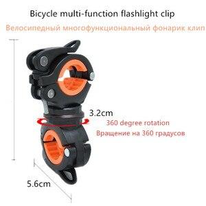 Image 5 - LED 8000 Lumens T6 poche lampe de poche tactique COB lanterne magnétique 6 Modes résistant à leau pour télescopique focalisant la lumière de travail
