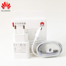 Quick-Adapter Fast-Charger Huawei P30-Lite QC2.0 Cable Eu-Plug Type-C Original 18W No