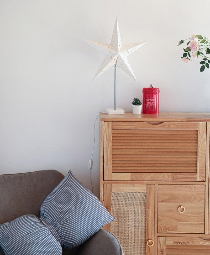 forma sala estar decoração do quarto das crianças lâmpada de cabeceira